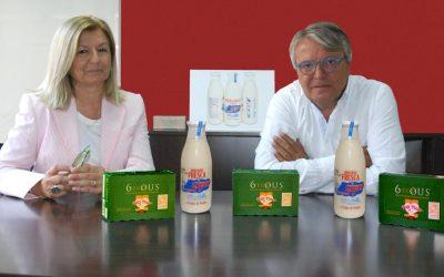 Siper, la histórica horchata relanzada por Petit Plaer